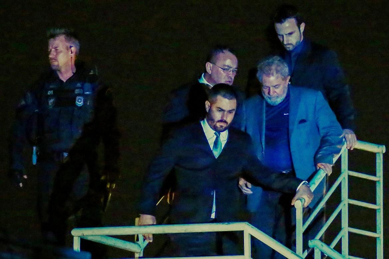 L'arresto di Lula lo scorso 7 aprile