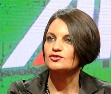 La senatrice M5s Giulia Lupo, assistente di volo Alitalia in aspettativa