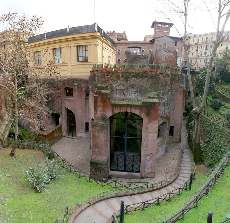 Orti sallustiani, Roma