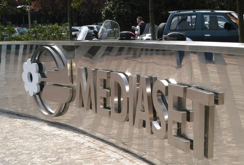 Il logo di Mediaset