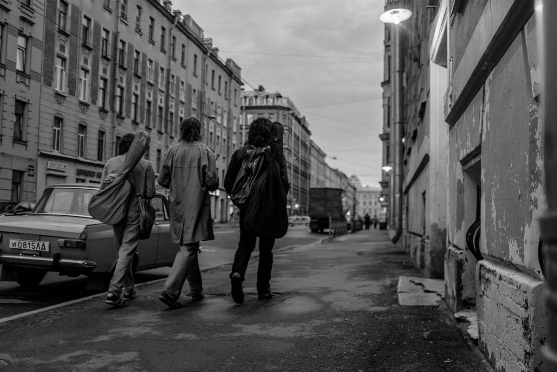 Una scena da «Leto» di Kirill Serebrennikov