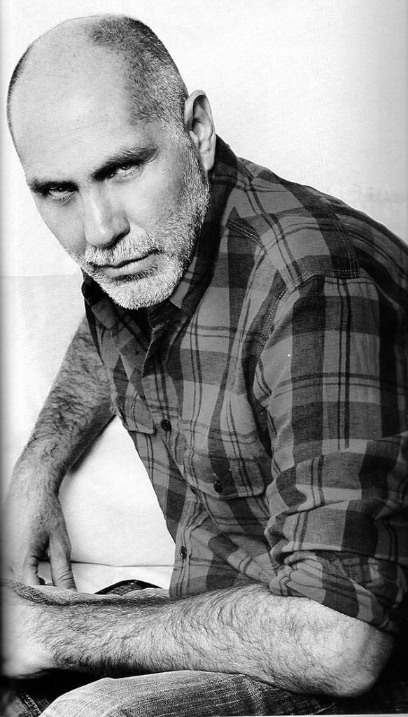 Lo scrittore e sceneggiatore Guillermo Arriaga