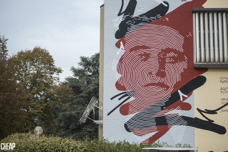 Street-art Bologna