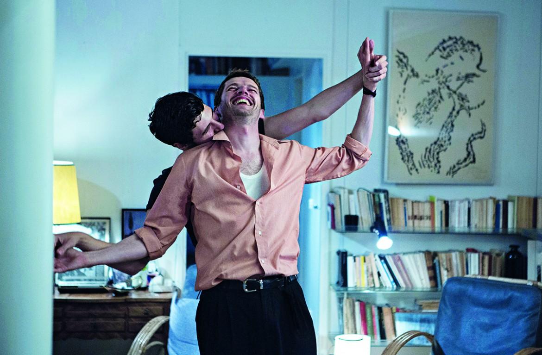Vincent Lacoste e Pierre Deladonchamps in «Plaire, Aimer et courir vite»
