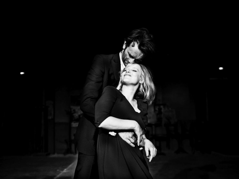 Joanna Kulig e Tomasz Kot in «Cold War»