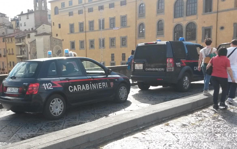 Carabinieri a Firenze