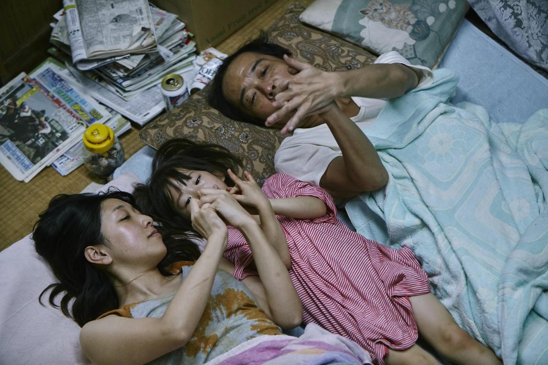 Una scena da «Shoplifters» di Hirokazu Kore-eda