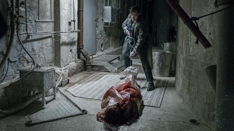 Matt Dillon in una scena di «The House that Jack Built»