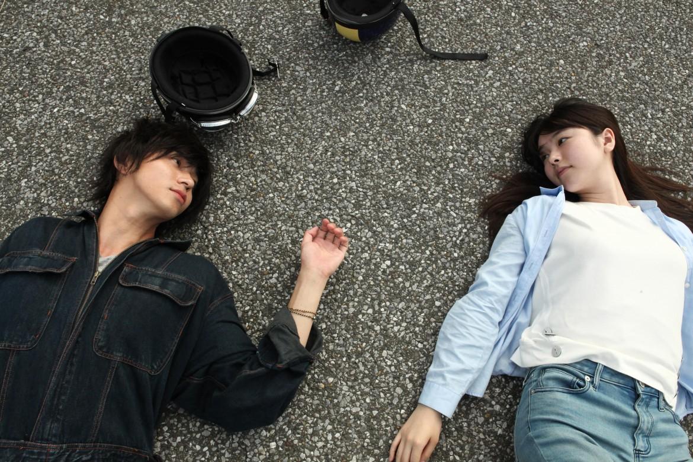 Masahiro Higashide e Erika Karata in «Asako I & II»
