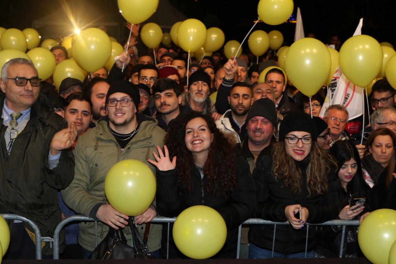 6 marzo, festa per Di Maio a Pomigliano D'Arco