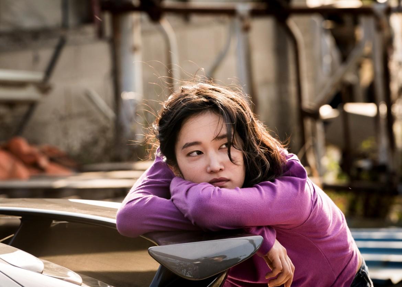 Jong-seo Jeon in «Burning»