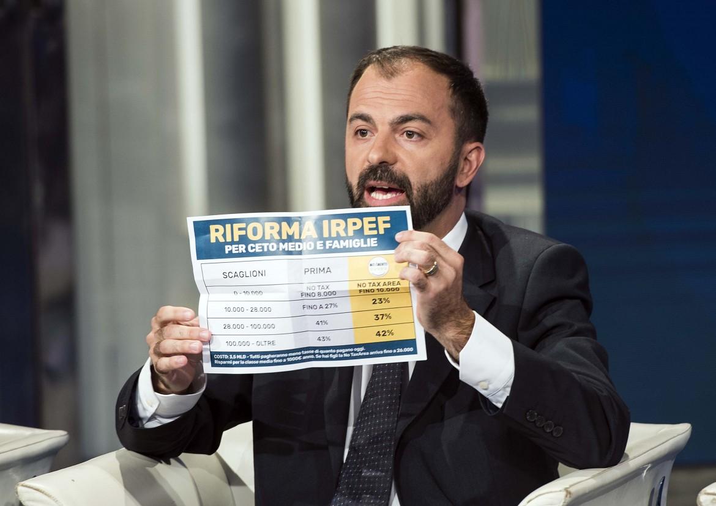 Lorenzo Fioramonti, parlamentare M5s e possibile ministro dello Sviluppo economico