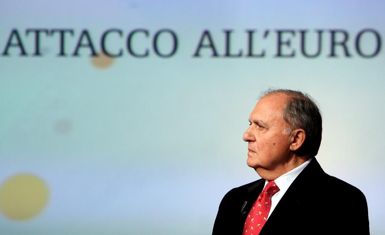 Il ministro per gli Affari europei Paolo Savona