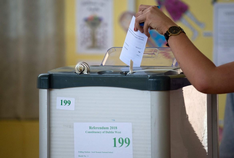L'Irlanda ieri alle urne per il referendum sull'aborto