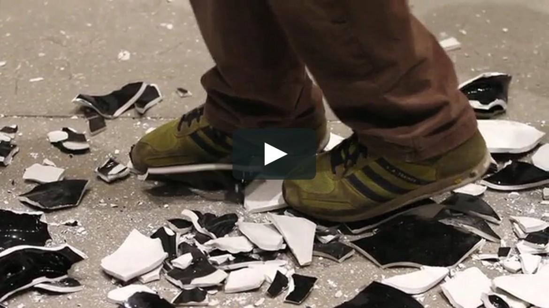 Marcello Maloberti, «Blitz», video, 2012