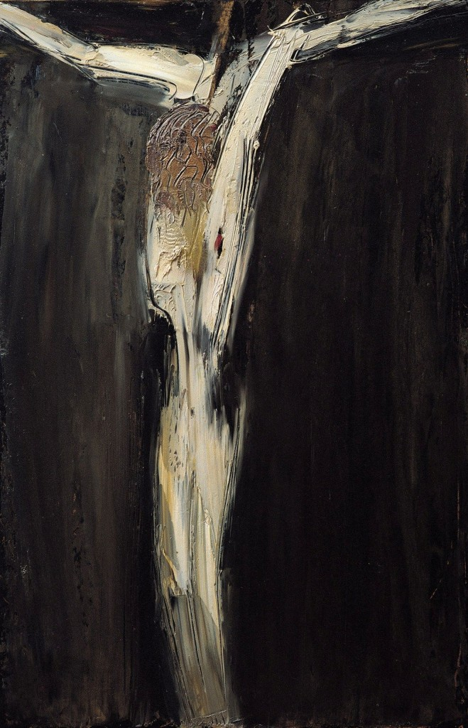 William Congdon, Crocefisso 2, 1960