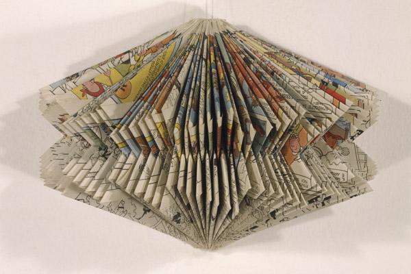 Un'opera di Stefano Arienti