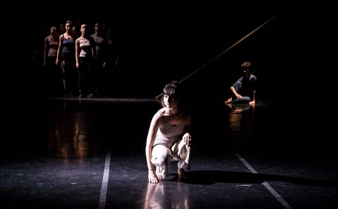 Una coreografia da «Soggetto perduto»