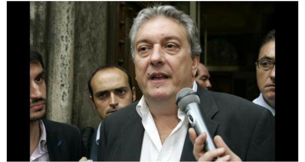 Il segretario della Slc Cgil Fabrizio Solari