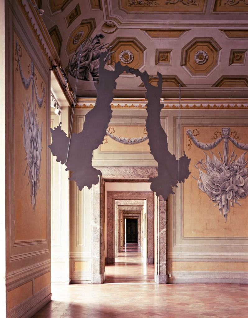 Italia, dalla mostra Terre-motus