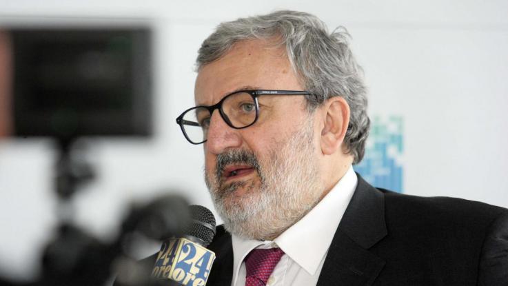 Il presidente della regione Puglia Michele Emiliano