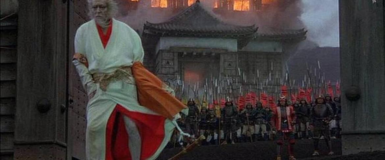 Una scena da «Ran» di Akira Kurosawa