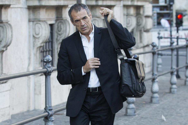 Carlo Cottarelli in una foto d'archivio