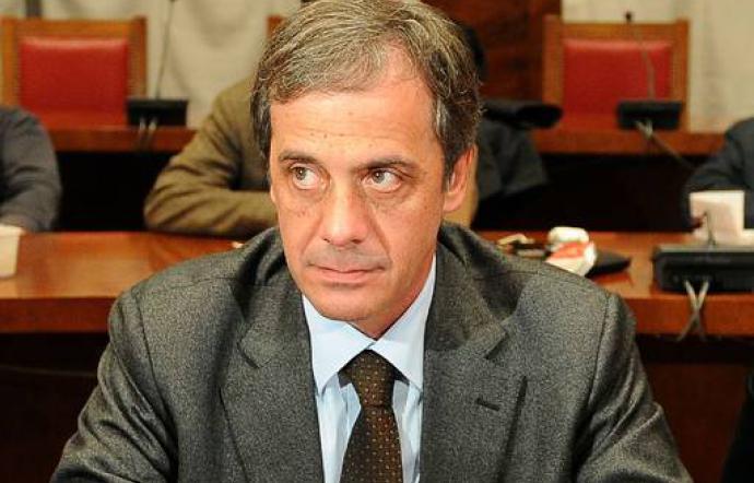 Marco Venturi, prima amico, poi accusatore di Montante