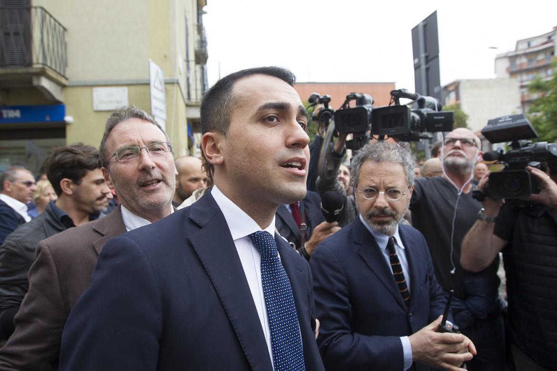 Luigi Di Maio a Ivrea