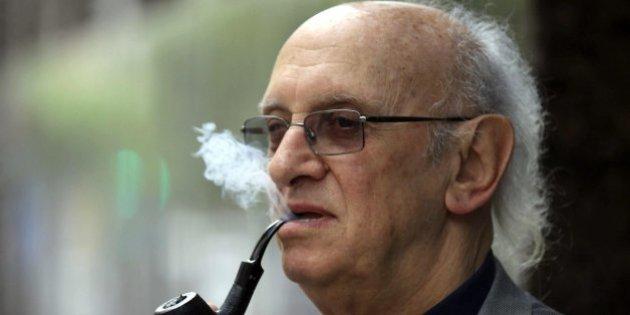 Lo scrittore greco Petros Markaris
