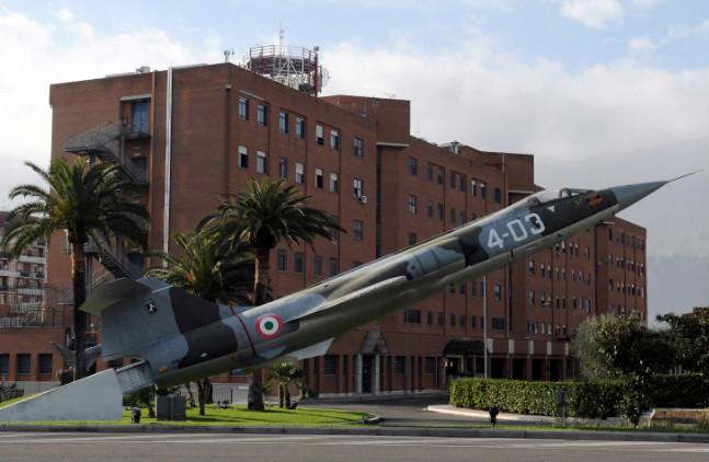 Comando operativo vertice interforze, sede ex aeroporto  di Centocelle