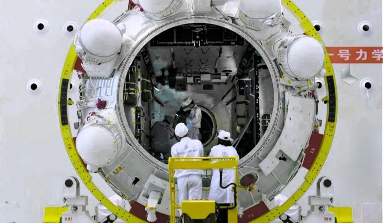 Large Modular Space Station, la stazione spaziale cinese
