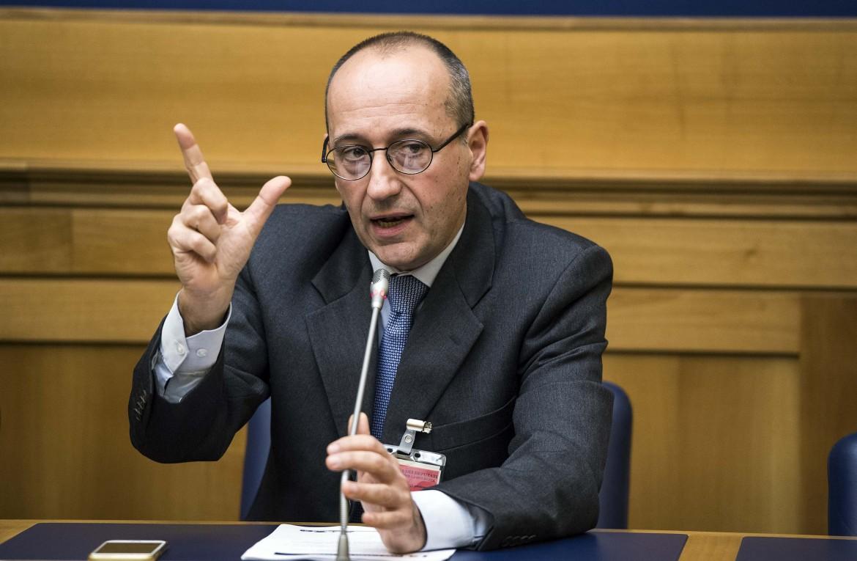 L'economista Alberto Bagnai, eletto al senato nelle liste della Lega