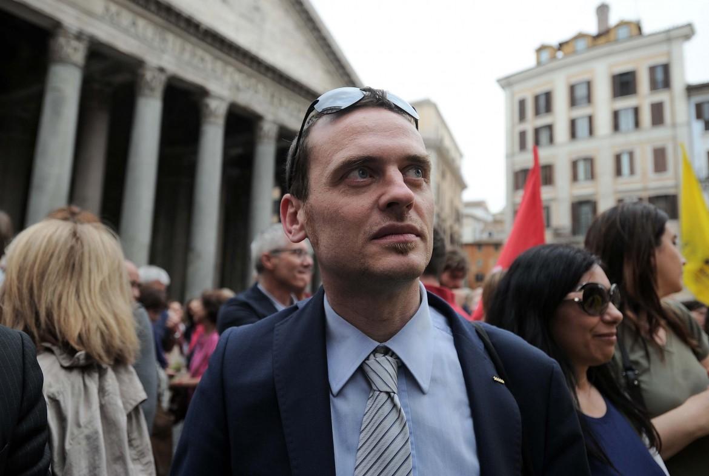 Il deputato 5Stelle Luigi Gallo