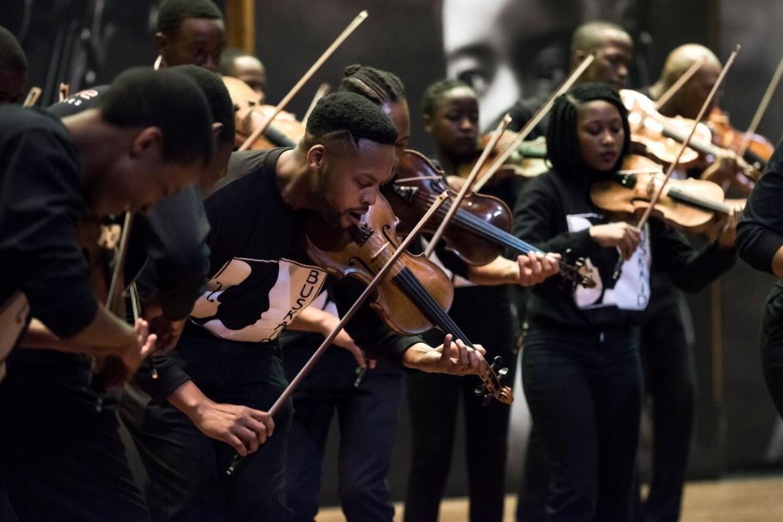 Buskaid Soweto String Project