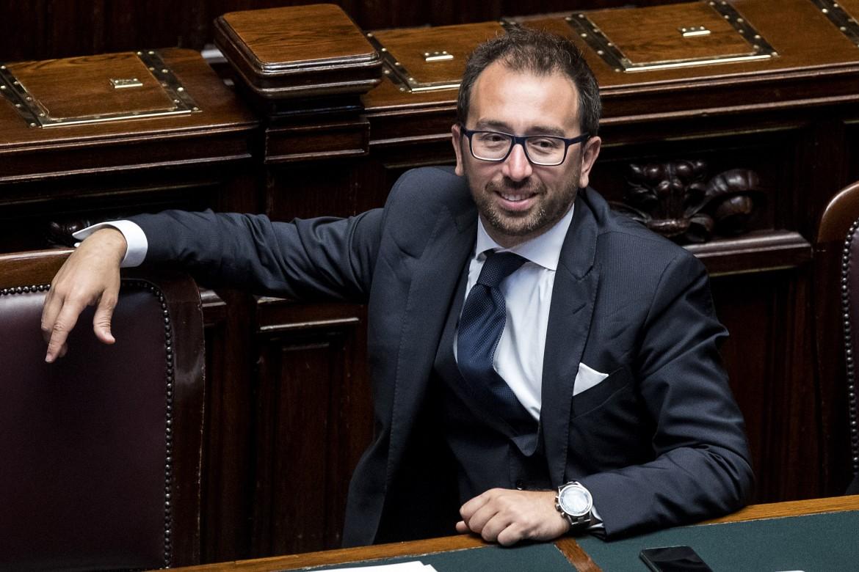 Il ministro della giustizia Alfonso Bonafede (M5S)