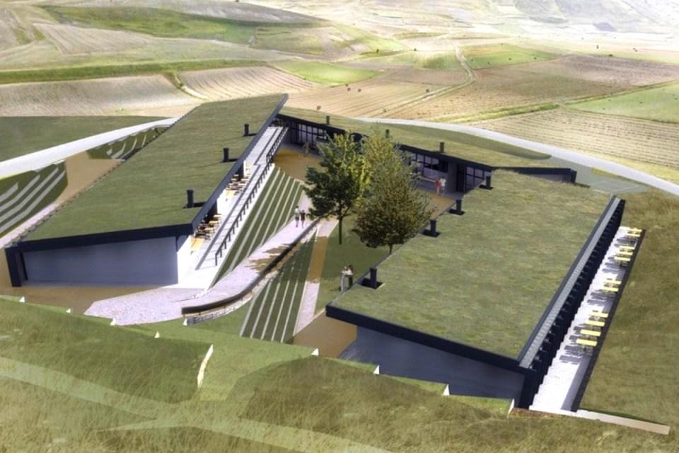 Progetto Deltaplano, Castelluccio di Norcia