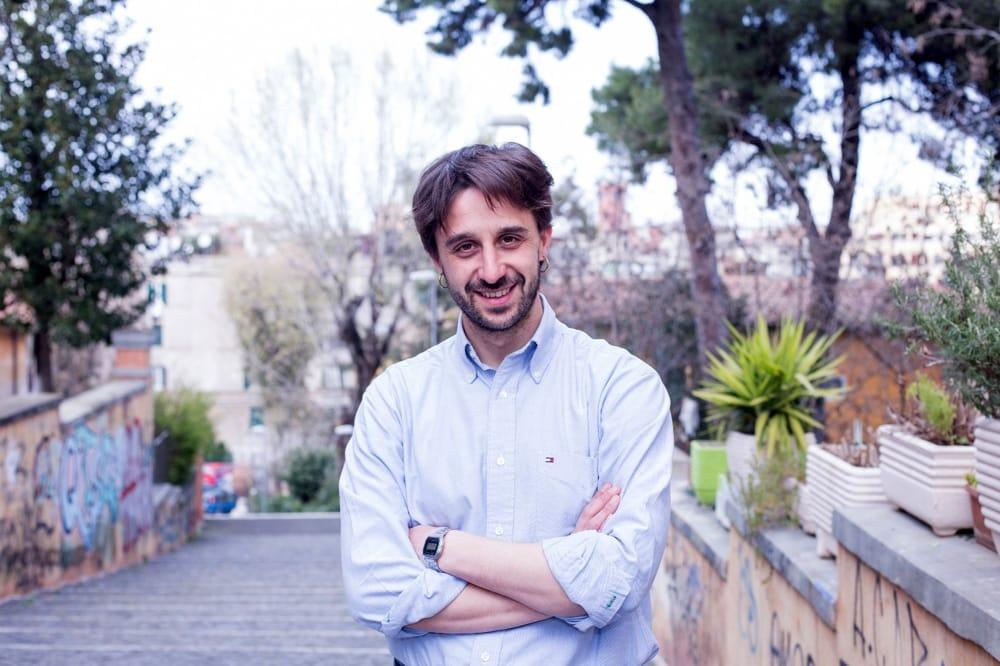 Amedeo Ciaccheri, minisindaco dell'VIII Municipio