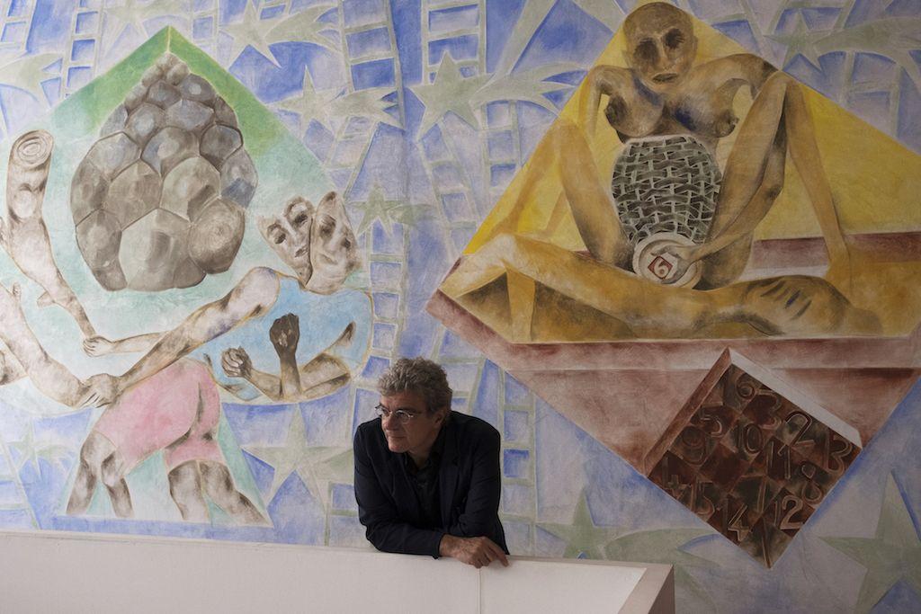 Mario Martone al Museo Madre