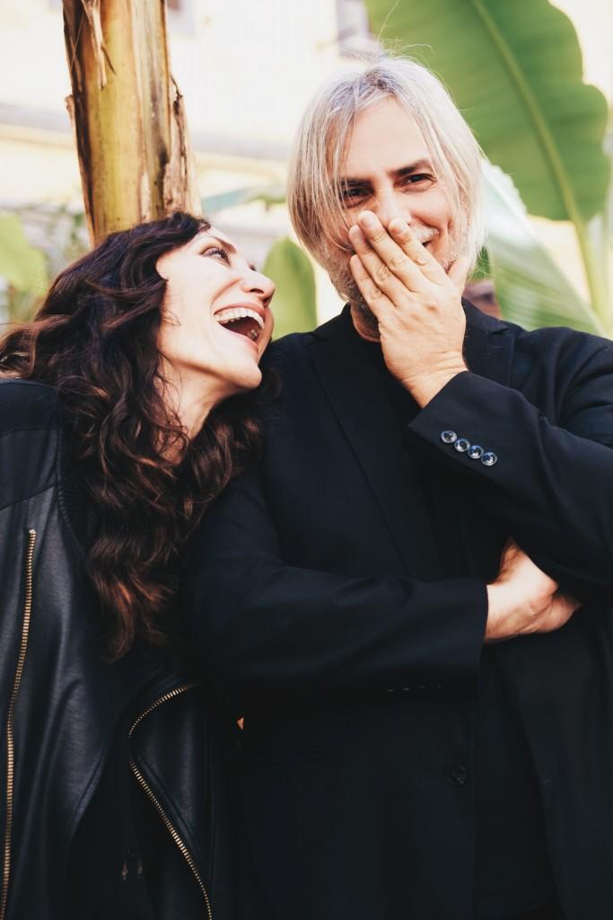 Marina Rei e Paolo Benvegnù