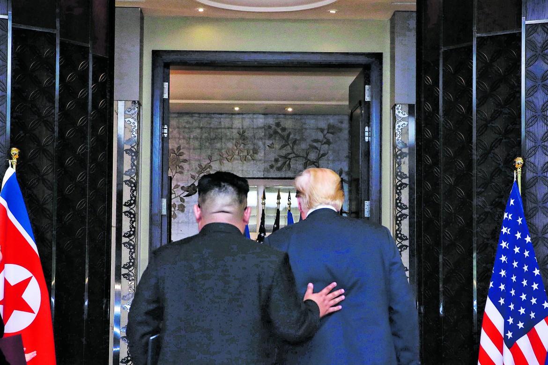Kim e Trump si lasciano «il passato alle spalle»