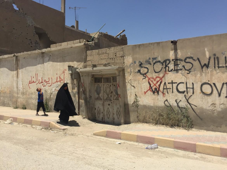 Raqqa svuotata dalla paura: sono ancora presenti, nascoste, cellule islamiste