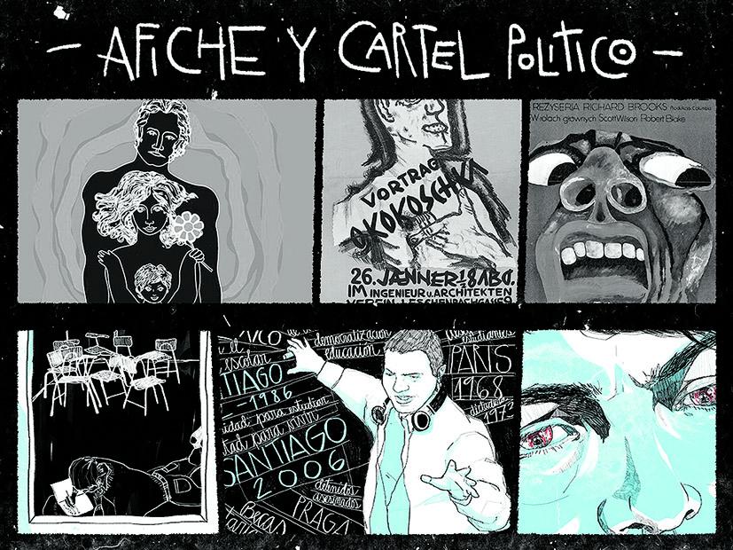 Una delle illustrazioni di Vicente Reinamontes contenute nel libro
