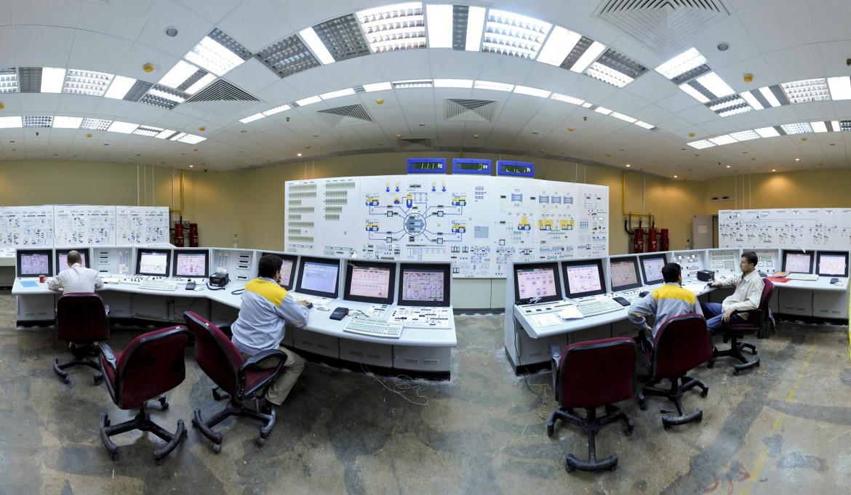 L'impianto nucleare iraniano nella città di Bushehr