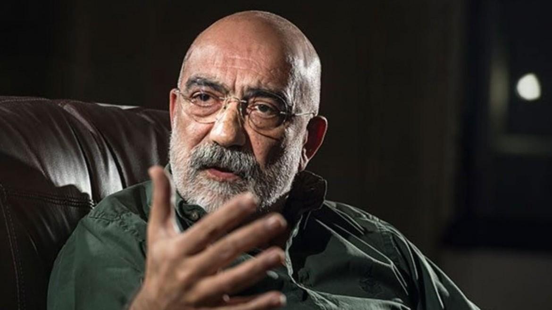 Lo scrittore e giornalista turco Ahmet Altan