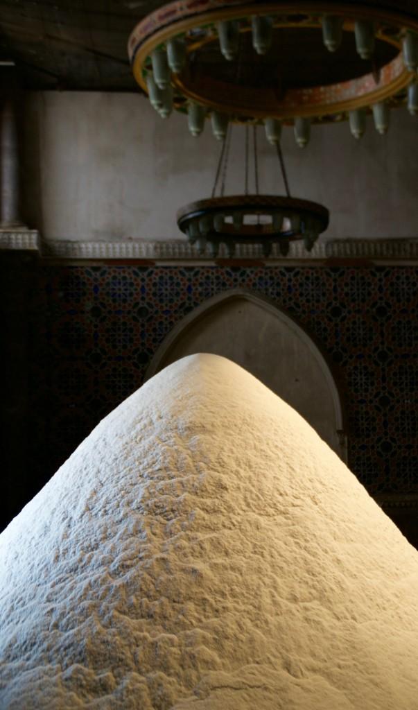The Soul of Salt di  Patricia Kaersenhout (Palazzo Forcella della Seta)