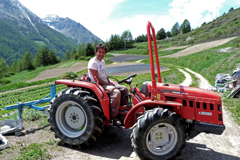 Nell'azienda agricola di Cogne che ha fatto ricorso alla Corte di Giustizia europea