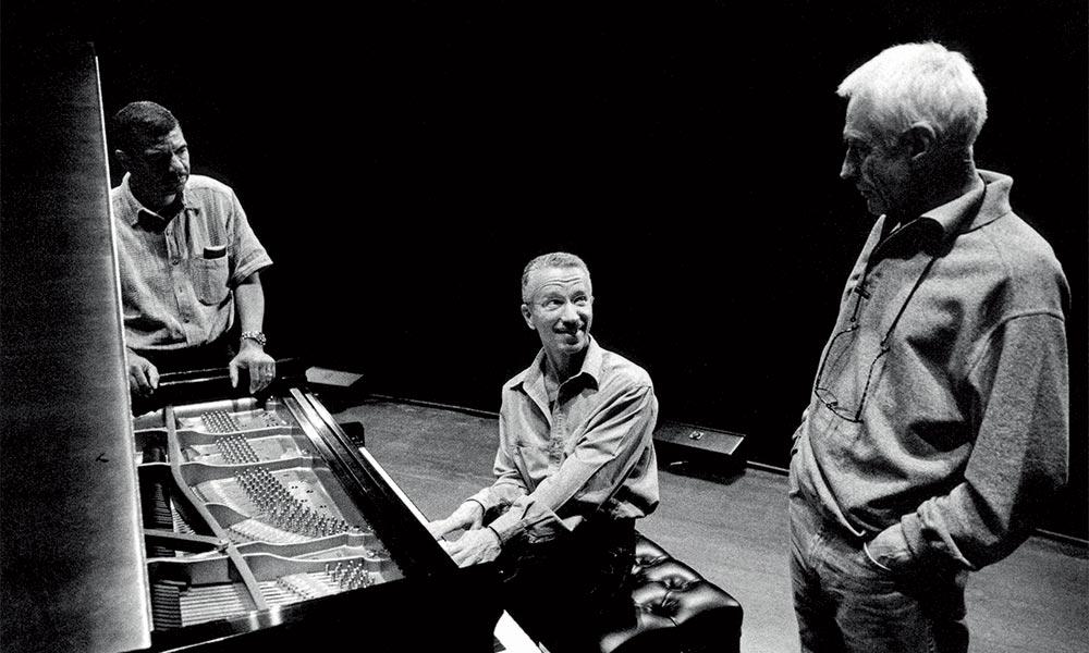 Keith Jarretta, Gary Peacock e Jack DeJohnette