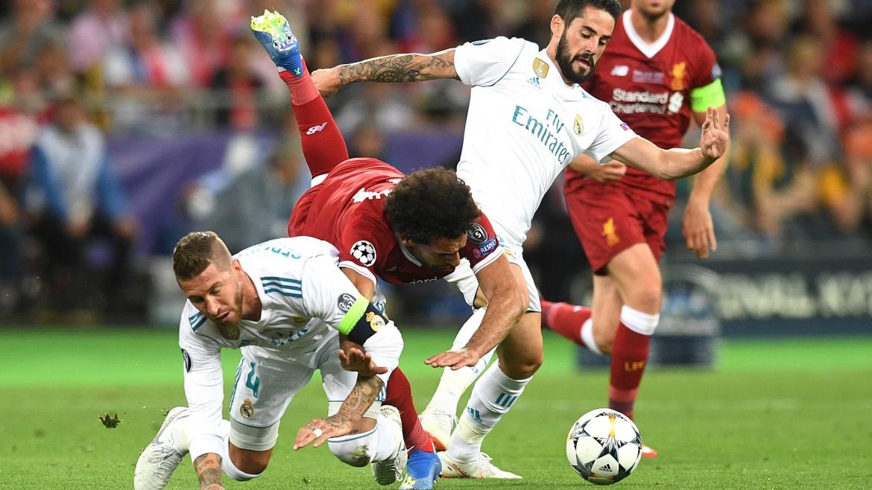 Azione da Real Madrid Barcellona 3-1, finale di Champions League