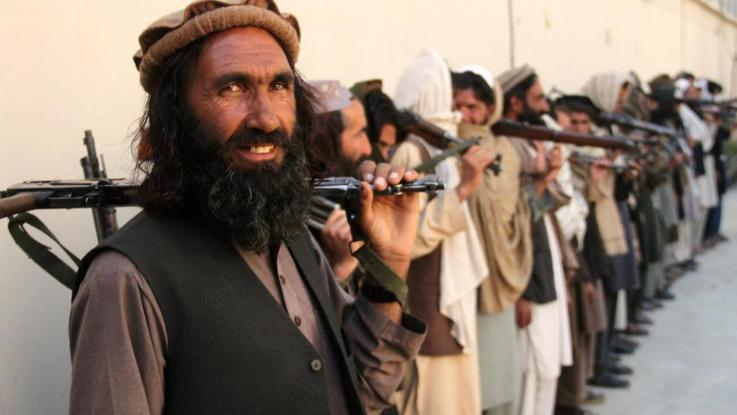 Miliziani talebani